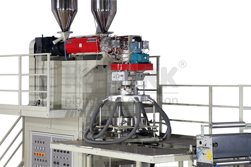 PP TQ Film Plant - TQ PP Water Quench Film Extrusion Line